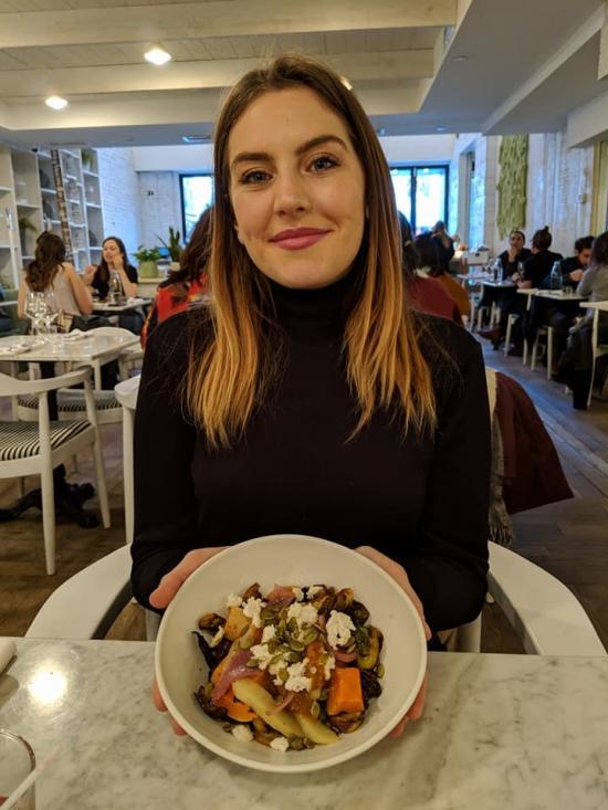 Vegans of Ottawa – Savannah Greene