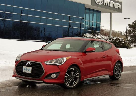 Veloster Turbo Lives Up to its Hot-hatch Styling