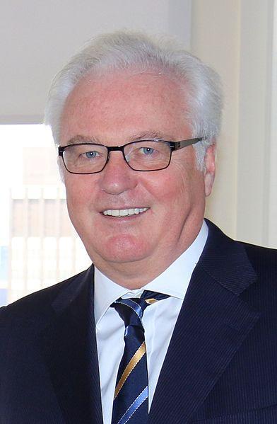 Russian Ambassador Vitaly Churkin Passes Away at 64