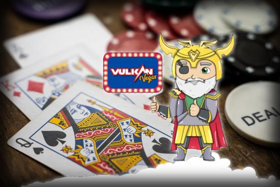Vulkan Vegas Casino - Real Vulcan in the gambling world