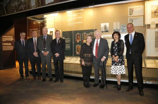 New Display Unveiled at the Canadian War Museum