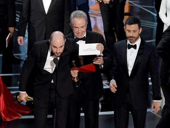 La La Land Wins Best Picture...For About 45 Seconds! OLM's Oscar Recap!