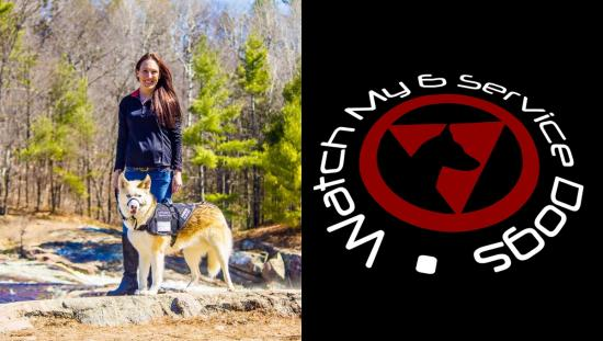 Service dog charity for veterans speaks out