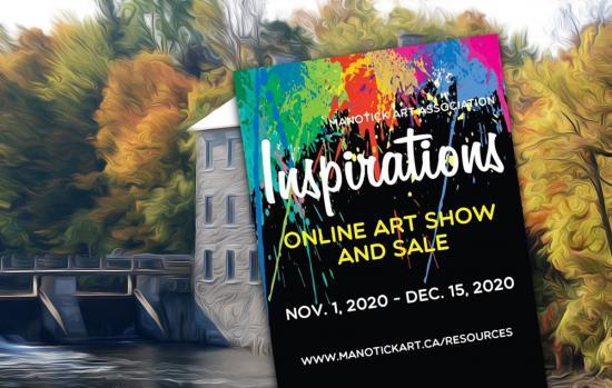 Feeling Inspired: The Manotick Art Association