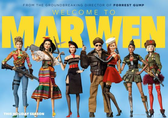 Film Review: Welcome to Marwen