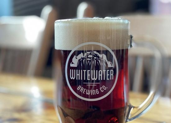 WhitewaterBreweryCo. — Brewed by friends for friends