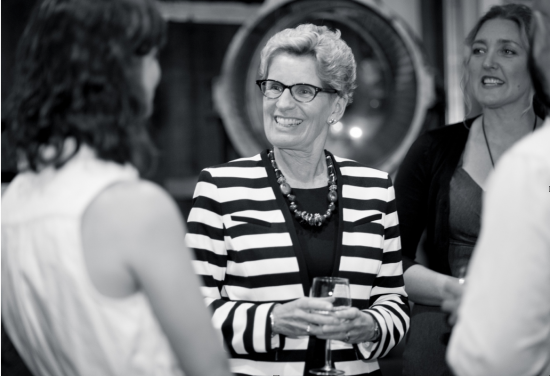 Why Is Kathleen Wynne Unpopular?