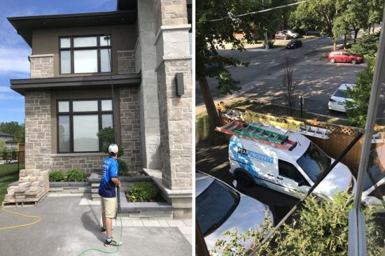 Peak Property window cleaning – Let the sunshine in!