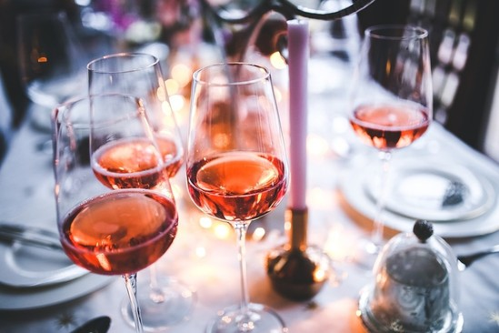 Clink & Drink Pink! The Rosé Report