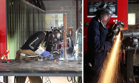 WOMEN IN THE TRADES: Gender Equality, Gender Titles and Respect