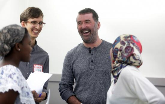 Paul Dewar legacy carries on with Start Up NOW grant program