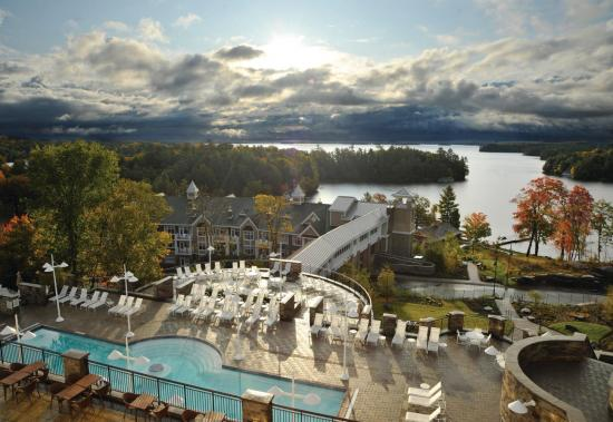 Close to Home, Far From Ordinary  The Rosseau Muskoka Resort & Spa