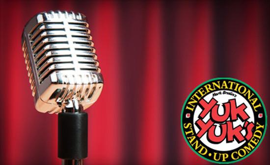 Yuk Yuks Gets X-Rated for January Comedy Showcase