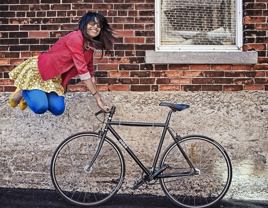 Searching for Style on Two Wheels