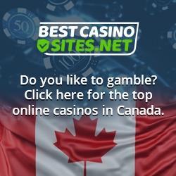 Bestcasinosites.net's Canadian online casino guide