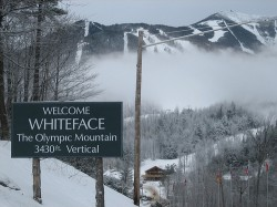 Whiteface Mountain.