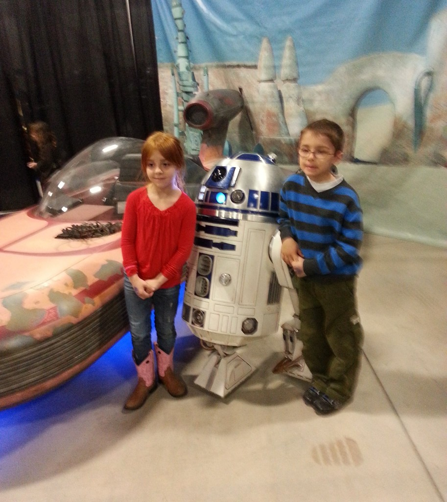 Pic 6-Landspeeder-Leo and Eva 2