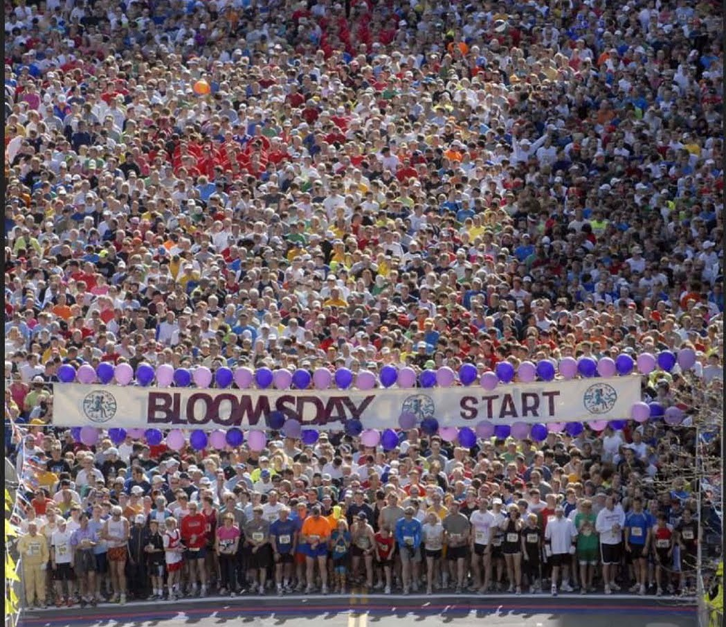 Michael Moriarty's Musings:  BLOOMSDAY 2013