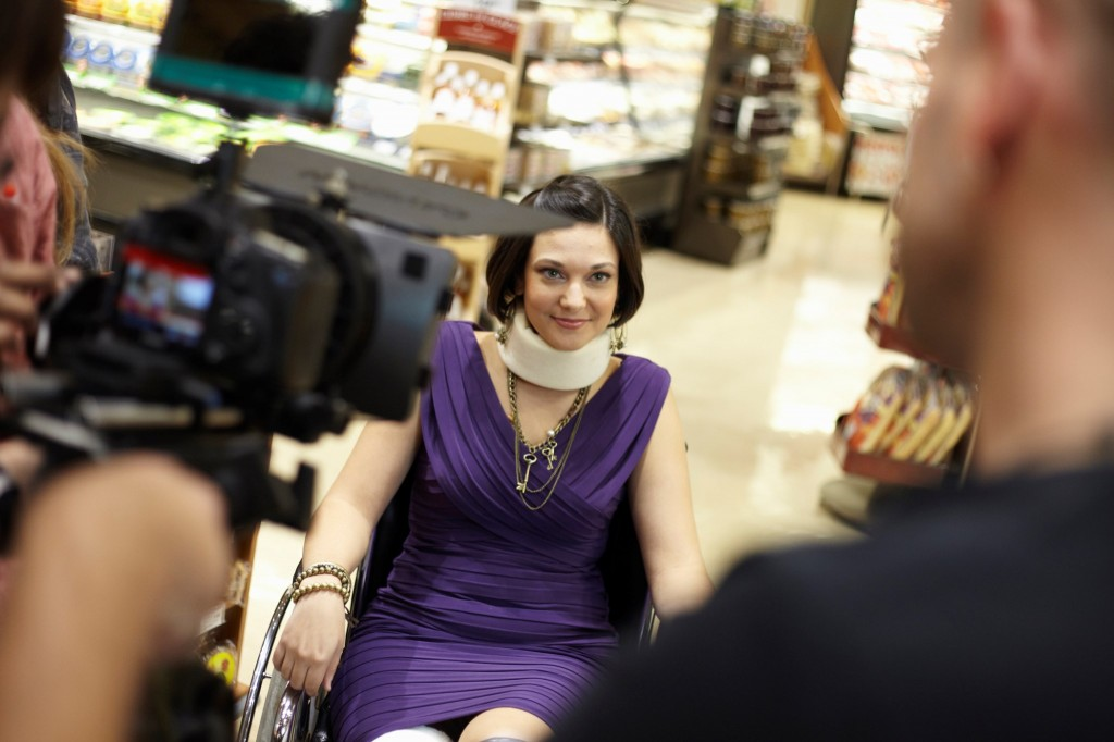 In conversation with my Muse and co-star, the lovely and talented Catherine Boutin!