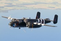 CWH_B-25_Mitchell_by_Annette_Koolsbergen