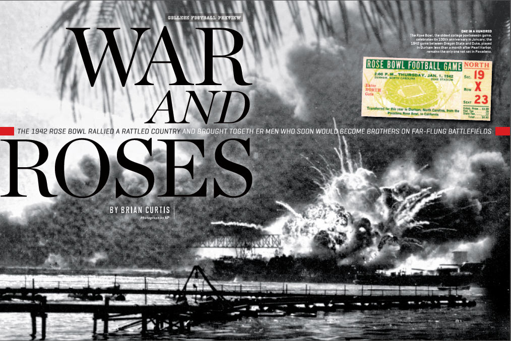 War and Roses