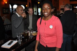 GEW Ottawa participant Jessie Pierre hopes to take a few lessons from experienced entrepreneurs.