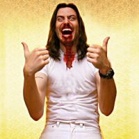 Andrew W.K. - photo by A. Strasser