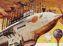 "Putting the ""Science"" in ""Science Fiction"" – Zeppelins and Airships 2"