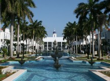 The beautiful RIU Palace Riviera Maya