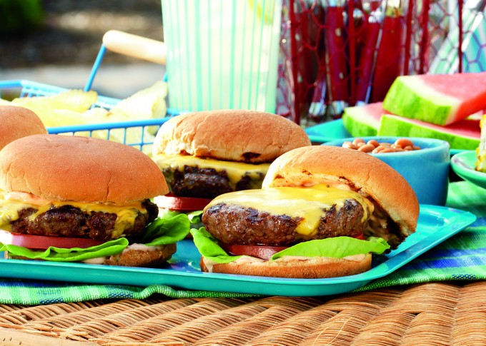 Route 66 Burgers