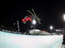 X-Games 15 Women Pipe Finals by Majesty Photo