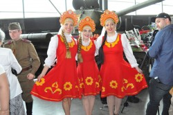 6 Russian Folk dance group