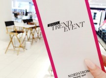 Nordstrom Beauty Trend Event: Spring/Summer 2015