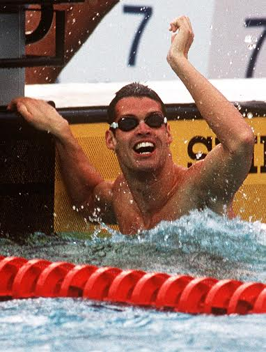 Canada s sports hall of fame profile mark tewksbury for International swimming hall of fame pool