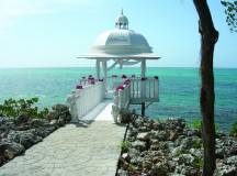 The Wedding Chapel at Paradisus Rio de Oro all-inclusive resort in Guardalavaca, on the northeast coast of Cuba. Photo: Catherine Sand