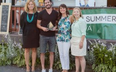 A Fashionable Round of Lawn Bowling for Cystic Fibrosis
