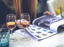 Clink & Drink Pink with Rosé Wines from Creekside, Rosewood & Sue-Ann Staff