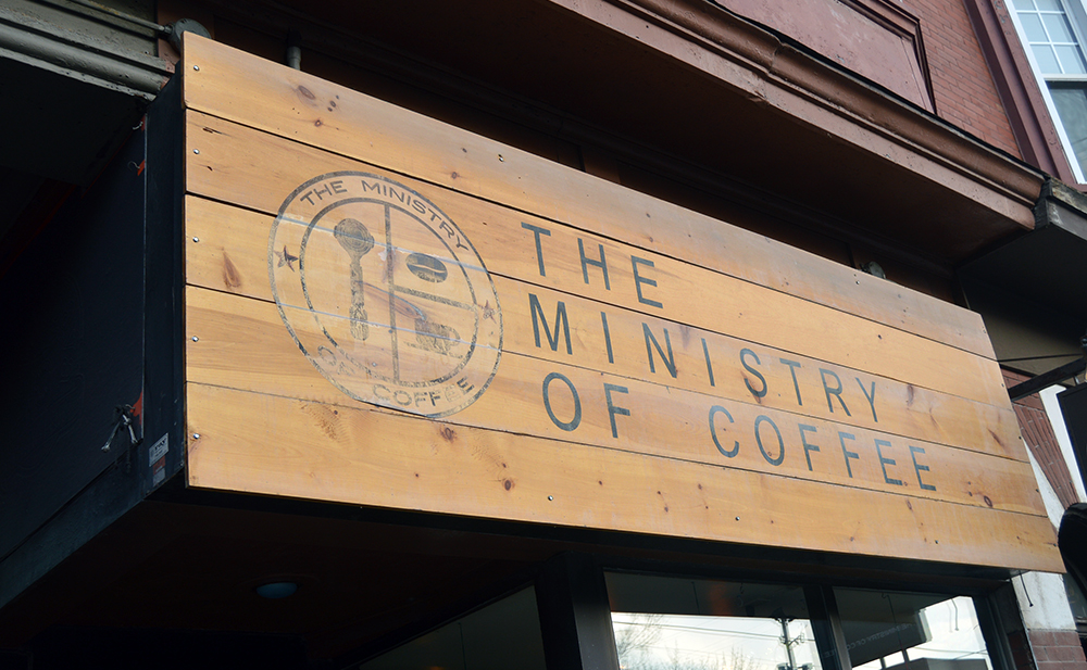 Ministry Sign