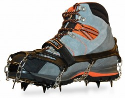 Trail Crampon w_ boot