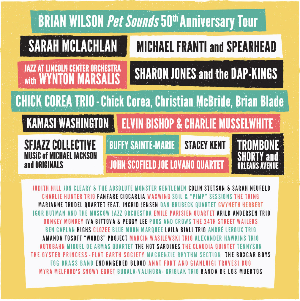 TD Ottawa Jazz Festival Announces Diverse 2016 Line-up - Image (7)