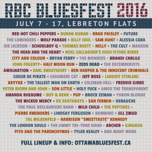 The Diversity of Bluesfest - 12 Picks To Get You Stage Hopping - Image (7)