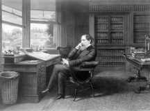 charles-dickens-at-publwriting-desk
