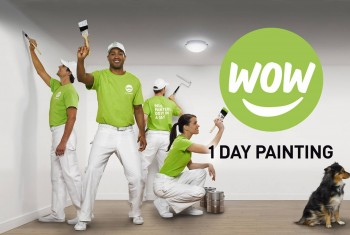 WOW Factor 2 Courtesy of WOW 1 Day Paint
