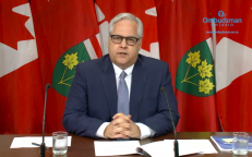 Ombudsman Calls For Less Force in Police Training