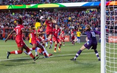 Slideshow: CanWNT Beats Brazil at TD Place