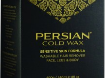 Be Summer Ready with Persian Cold Wax