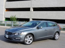Volvo V60 is a Wagon for the Driving Enthusiast