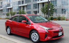 Thrifty Prius Now Wears Eye-catching Style