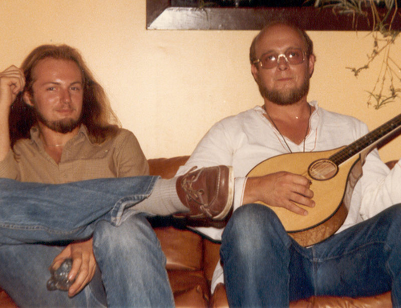 On the Road with Stan and Garnet Rogers Via Epic Travelogue